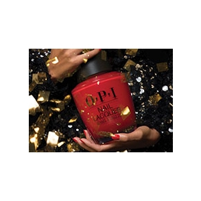 OPI Holiday Collection 2017: Frohe Weihnachtsbotschaft in Flaschenform