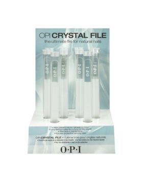 OPI Crystal File Pack (6-teiliges Set)