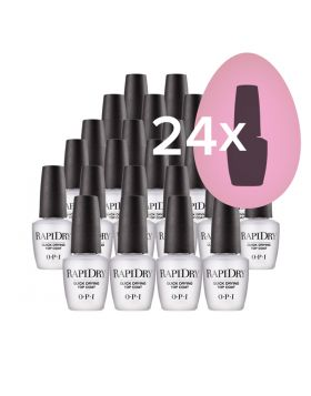 Mini RapiDry Top Coat Salon Display - 24 x 3,75 ml