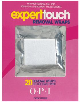 Expert Touch Removal Wraps - 20 Stk.