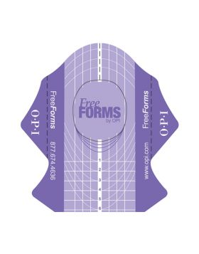 Free Form Adhesive Nail Forms - 50 Stck.