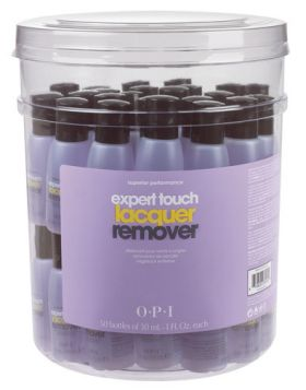 Expert Touch Lacquer Remover - 50 x 30 ml