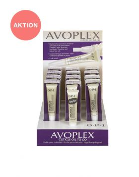 Avoplex Cuticle Oil To Go - 12-teiliges Display