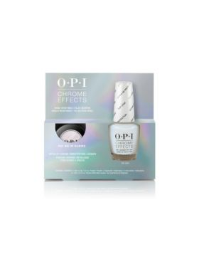 Chrome Effects Nail Lacquer Top Coat - Duo Pack #1