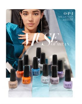 NAIL LACQUER A DISPLAY - MUSE OF MILAN COLLECTION