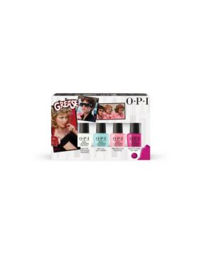 Grease Nail Lacquer Mini 4-Pack
