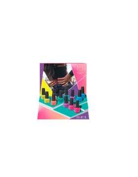 Neon Nail Lacquer Display Edition A - 12 x 15 ml