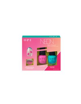Neon Nail Lacquer Nail Art Duo Pack #1