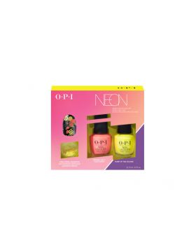 Neon Nail Lacquer Nail Art Duo Pack #2