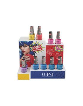 Pop Culture by OPI - Display Edition A - 12 x 15 ml