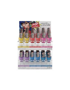 Pop Culture by OPI - Display Edition C - 36 x 15 ml