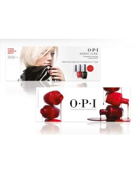 OPI Display-Rückenschild Color of Fashion
