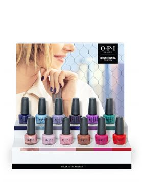 FALL '21 NAIL LACQUER 12PC CHIPBOARD DISPLAY