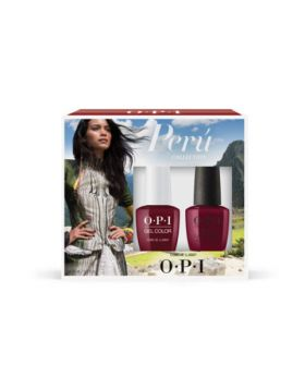 Peru GelColor & Nail Lacquer Duo Pack - Como Se Llama?