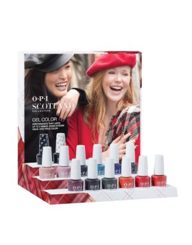 Scotland GelColor Display Edition A - 14 x 15 ml