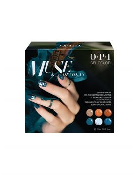 GELCOLOR ADD-ON KIT #1 - MUSE OF MILAN COLLECTION