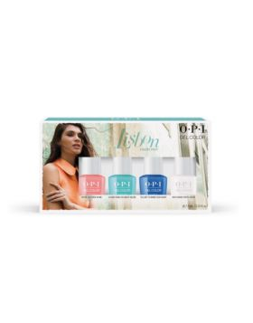 Lisbon GelColor Mini 4 Pack - 4 x 7,5 ml