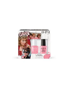 Grease - GelColor / Nail Lacquer Duo #1