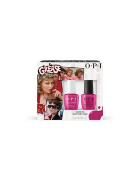 Grease - GelColor / Nail Lacquer Duo #2