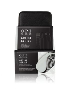GelColor Artist Series Brush Set