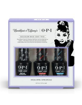 GelColor Base Coat Trio Pack