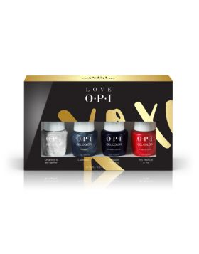XOXO GelColor Mini 4 Pack - 4 x 7,5 ml