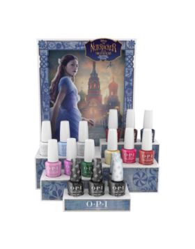Nutcracker GelColor Salon Counter Display - 16 x 15 ml