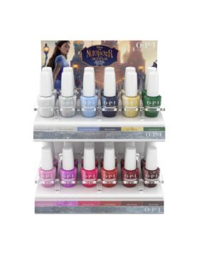 Nutcracker GelColor Acrylic Store Display - 24 x 15 ml