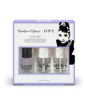 Top it Off Top Coat Trio Pack – 3 x 15 ml