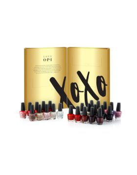 XOXO Nail Lacquer Mini 25-Pack - 25 x 3,75 ml
