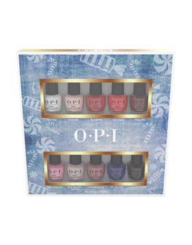 Nutcracker Nail Lacquer Mini 10 Pack - 10 x 3,75 ml