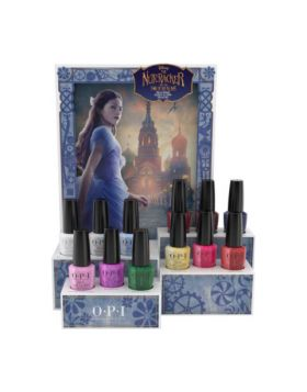 Nutcracker Nail Lacquer Display Edition A - 12 x 15 ml