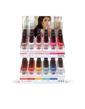 Lisbon Nail Lacquer Display Edition C - 36 x 15 ml