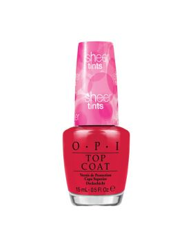 Top Coat - Be Magentale With Me - 15 ml