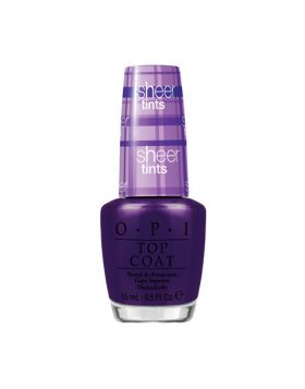 Top Coat - Don't Violet Me Down - 15 ml