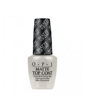 OPI Matte Top Coat - 15 ml