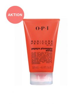 Manicure/Pedicure Scrub Papaya - 125 ml