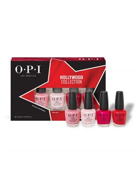 MINI NAIL LACQUER 4-PACK - Hollywood Collection
