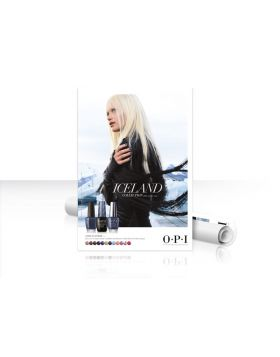 OPI Poster Iceland Collection - DIN A1