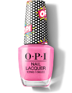 OPI Pink Bubbly Nail Lacquer - 15 ml