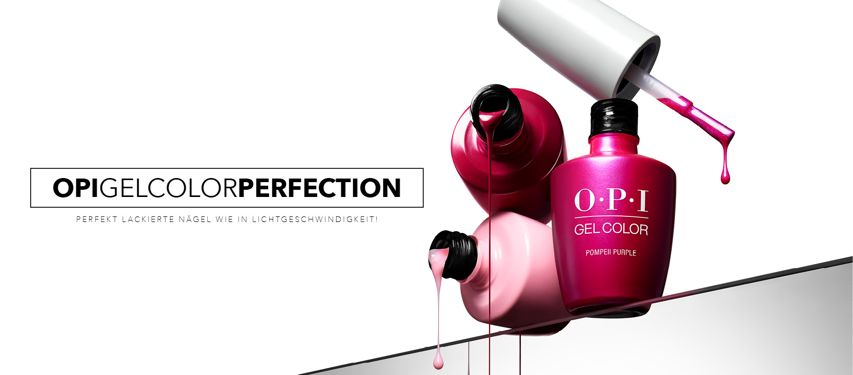 OPI GelColor in Perfektion